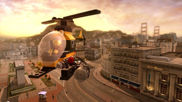 Lego City Undercover Screenshot 1 - Games of 2013