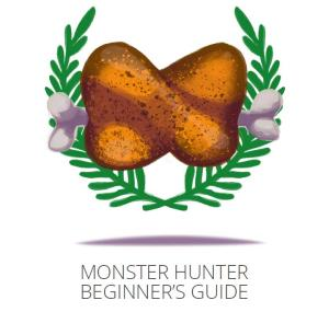 Monster Hunter Beginner's Guide Logo