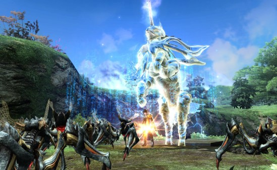 Phantasy Star Online 2: An Epic Battle | oprainfall