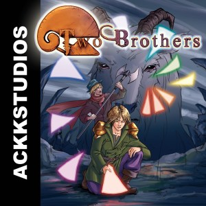 Two Brothers Box Art (Work in Progress)