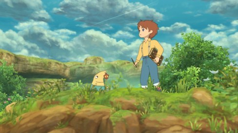 Best Visual Design - Ni no Kuni: Wrath of the White Witch | oprainfall Awards