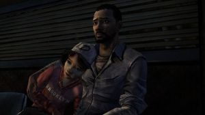 Clementine and Lee