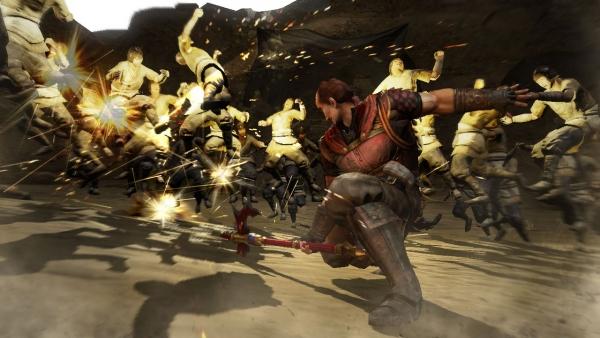 Dynasty Warriors 8: Empires | Intense Combat
