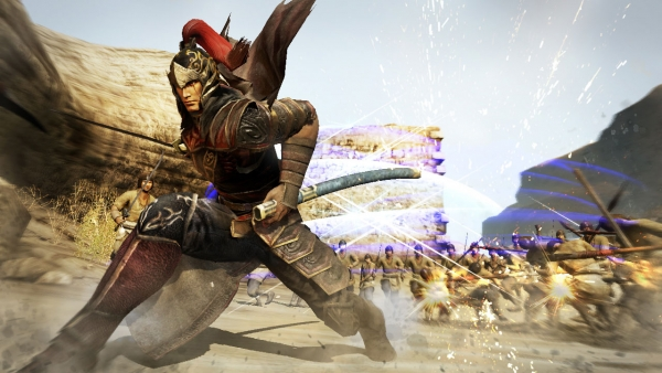 Dynasty Warriors 8: Empires | Badass Combat!