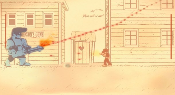 Gunman Clive Screenshot 1