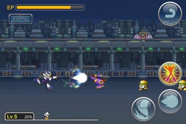 Rockman Xover Screenshot 1
