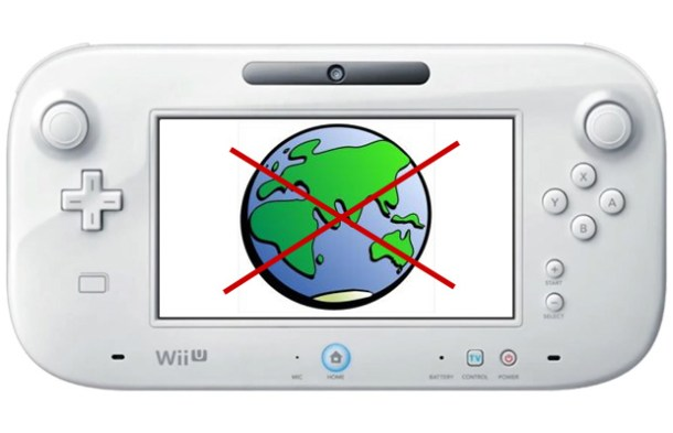 Wii U Region Locked