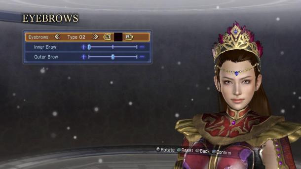 Dynasty Warriors 8: Empires   Graphics