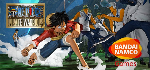 One Piece Pirate Warriors - Namco Bandai