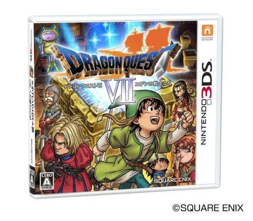 Dragon Quest VII - E3 2014 | oprainfall