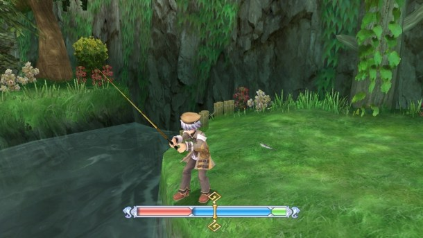 Rune factory tides of destiny fishing