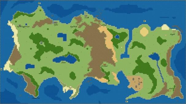 Ash world map
