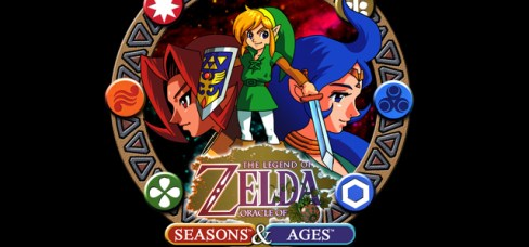 The Legend of Zelda: Oracle of Seasons & Ages