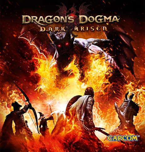 Dragon's Dogma: Dark Arisen | Cover Art