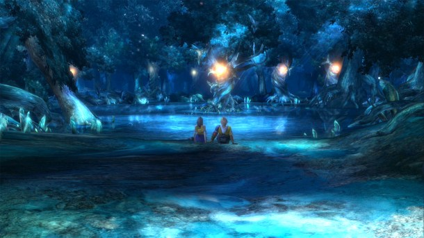 FFX Remaster - Screen 2