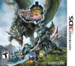 Monster Hunter 3 Ultimate 3DS Boxart