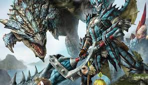 Monster Hunter 3 Ultimate I oprainfall