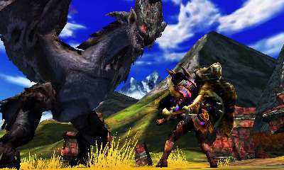 Monster Hunter 4 | Most Anticipated Games of 2014 - oprainfall