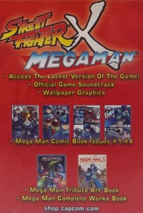 The assortment of items that come pre-loaded on the Mega Buster USB drive.