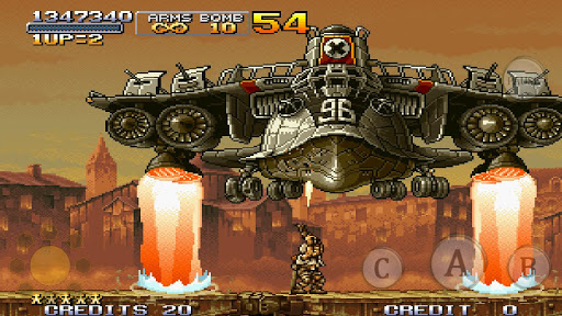 Metal Slug X | Android screenshot