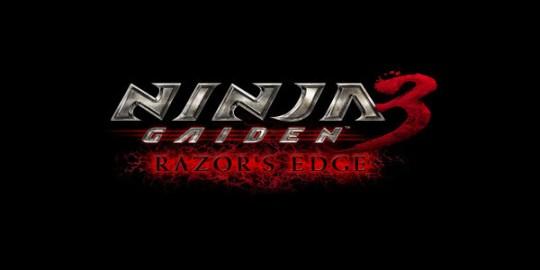 Ninja Gaiden 3: Razors Edge Logo