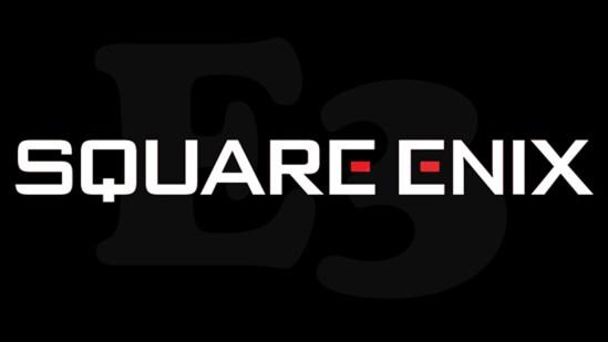 Square Enix Logo | Deadman's Cross