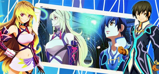 Tales of Xillia Characters Featured