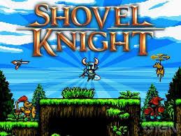Shovel Knight I oprainfall