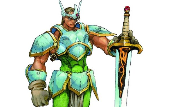 Chronicles of Mystara Fighter Art 001