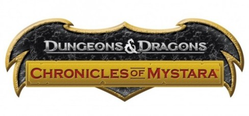 Chronicles of Mystara Logo