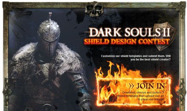 Dark Souls II Shield Design Contest