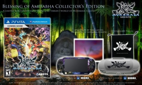 Muramasa Rebirth Limited Edition