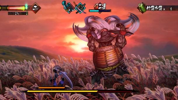 Muramasa-Rebirth boss