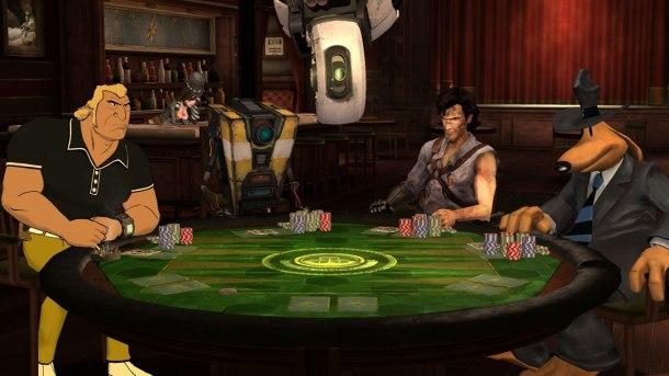 Poker Night 2 Players