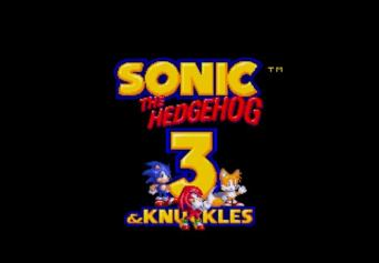 Sonic 3 & Knuckles Cast