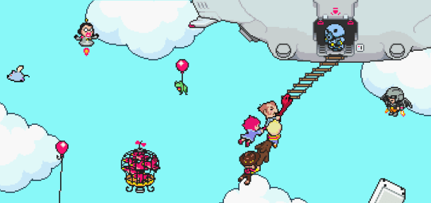 Skies of Mother 3