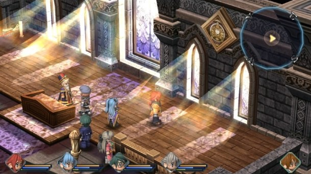 The Legend of Heroes Trails of Zero