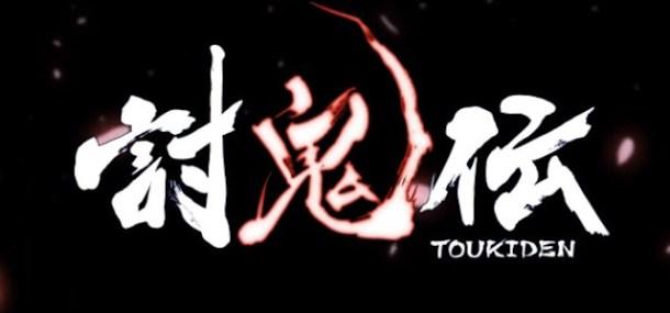 Toukiden Logo