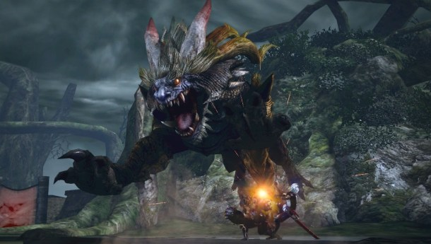 Toukiden new screenshots