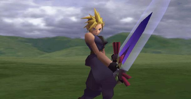Final Fantasy VII Ultima Weapon