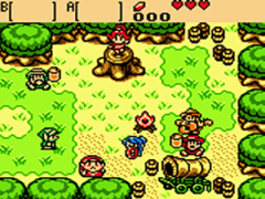 The Legend of Zelda Oracle Screen 001