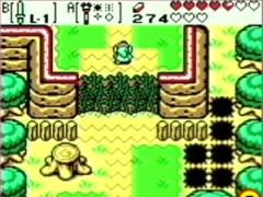 The Legend of Zelda Oracle Screen 002