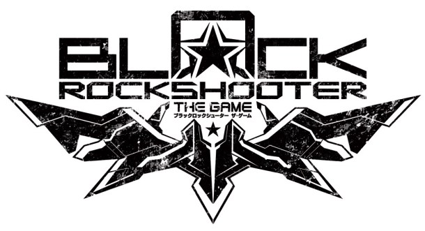 Black Rock Shooter The Game | Logo
