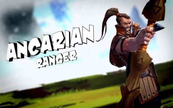 Sacred Citadel | Ancarian Ranger