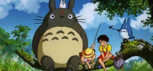 My Neighbor Totoro - Studio Ghibli Miyazaki