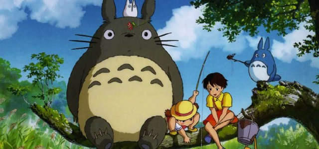 My Neighbor Totoro - Studio Ghibli