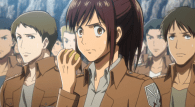 Attack on Titan Sasha Blause potato girl