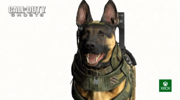 Call of Duty: Ghosts - Call of Doggy | oprainfall's Top Gaming Moments of 2013