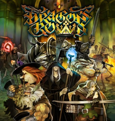 Dragon's Crown Box Art