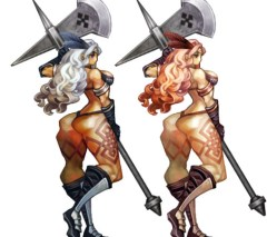 Dragon's Crown palette 2